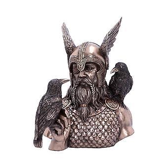 Odín Mensajeros Busto de Dios Nórdico