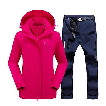 Women Jacket Pants, High-quality Windproof, Waterproof Clothing