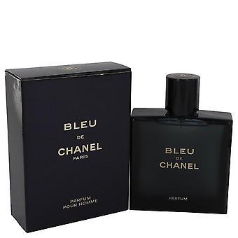 Bleu de chanel parfum spray (new 2018) by chanel 541956 100 ml
