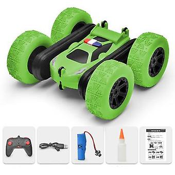 Rc car remote control stunt car,double sided rotating tumbling 360 degree flips high speed off road vehicles robot auto toy