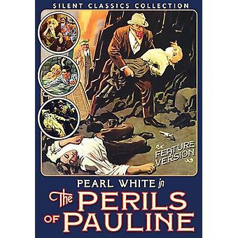 Perils of Pauline [DVD] USA import