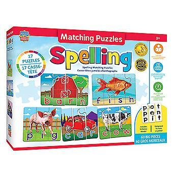 Masterpieces Educational Matching Puzzle
