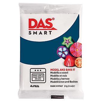 DAS 321024 Smart Oven-Bake Clay 57g (2x 28.5g) Night Blue