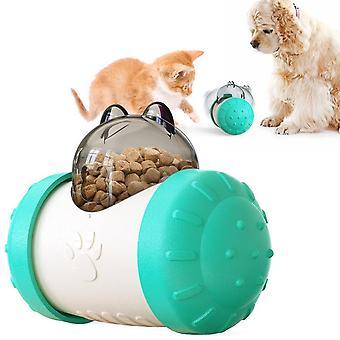 مضحك الكلب علاج لعبة تسريب مع لعبة تفاعلية عجلة للجراء الجراء الجراء منتجات الحيوانات الأليفة لوازم الملحقات