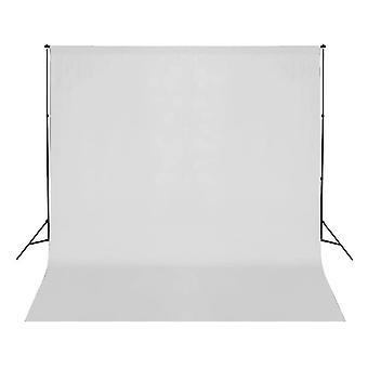 PRO Photo Studio 100% Pure Muslin Collapsible Backdrop for Studio Photo lighting