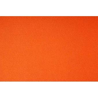 Suuri A3 oranssi jäykistetty huopa arkki käsityöt