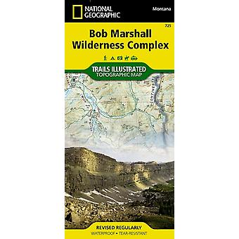 Bob Marshall Wilderness by National Geographic