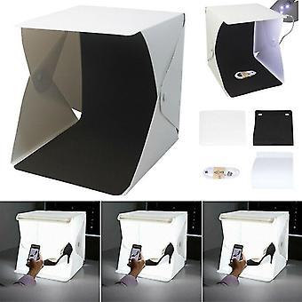 Kitchen dining room tables portable lighting mini box photography backdrop photo studio product equipment