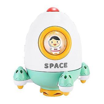 Bath toys bathing kits toy rocket bath learning toy