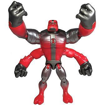 Ben 10, Action Figure - Omni-Metallic Four Arms
