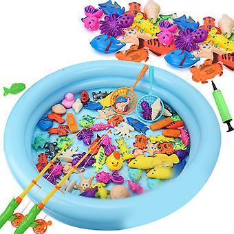 Magnetický rybářský bazén hračky hra pro děti