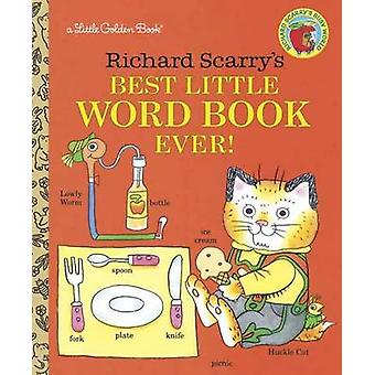 El mejor libro de palabras de Richard Scarry