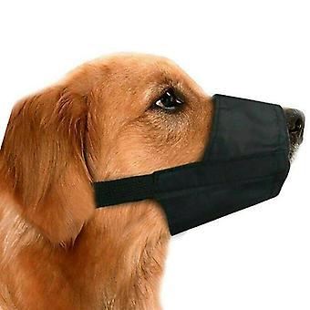 כלב בטוח לוע מתכוונן אנטי נושך ללעוס לוע 4 גדלים