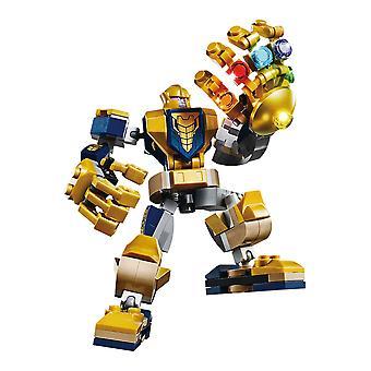 12cm Disney Avengers Thanos assemblés Jouets de bloc de construction