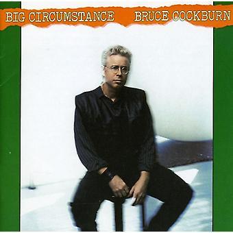 Bruce Cockburn - importation USA Big circonstance [CD]