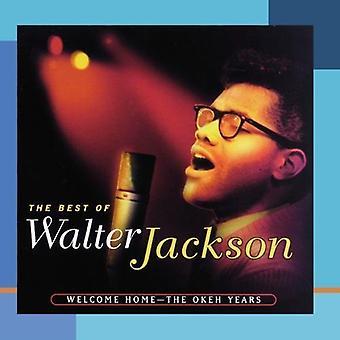ウォルター ・ ジャクソン - ようこそホーム録音: 年 [CD] USA 輸入