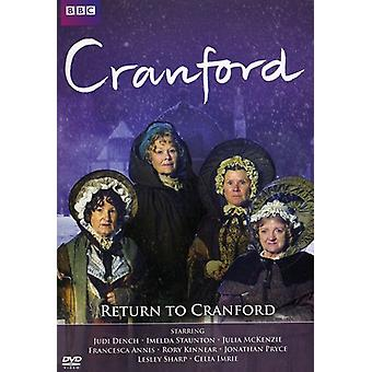 Cranford: Return to Cranford [DVD] USA import