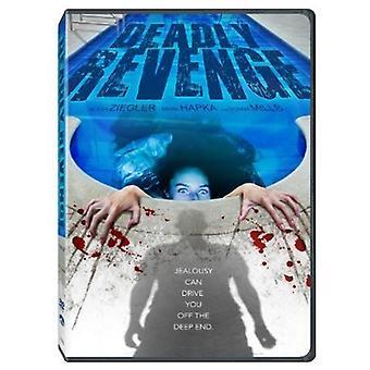 Deadly Revenge [DVD] USA import