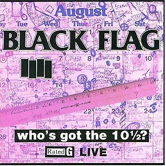 Black Flag - Who's Got the 10 1/2? [CD] USA import