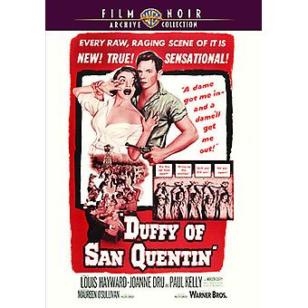Duffy of San Quentin [DVD] USA import
