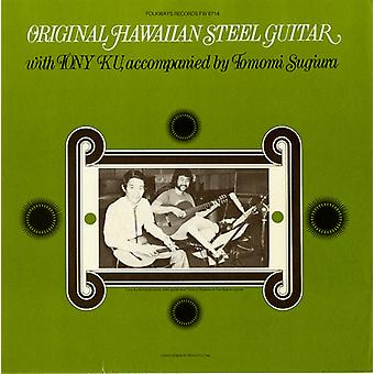 Tony Ku - Original Hawaiian Steel Guitar [CD] USA import