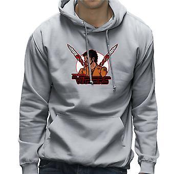 Het Dorne adders Prins Oberyn Martell Red Viper spel van tronen mannen de Hooded Sweatshirt