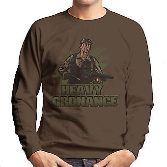 Heavy Ordnance Jorge Poncho Ramirez Predator Men's Sweatshirt