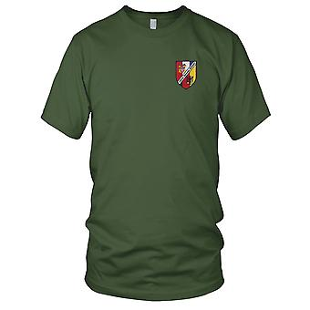US Navy U.S. Naval Security Group Todendorf Germany Embroidered Patch - Mens T Shirt