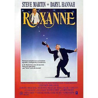 Roxanne Movie Poster (11 x 17)