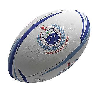 GILBERT samoa kannattaja rugby pallo