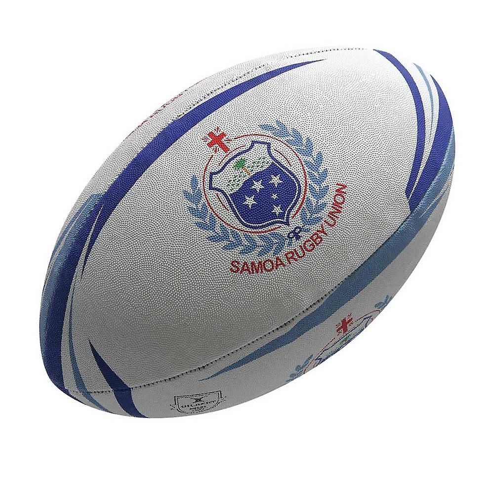 GILBERT samoa supporter rugby ball