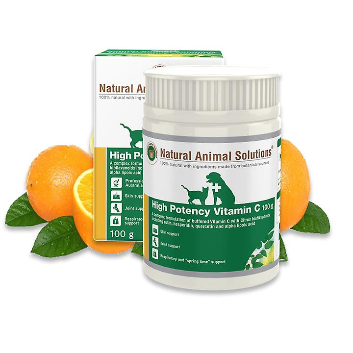 NAS High Potency Vitamin C Powder100g