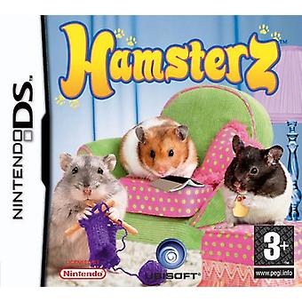 Hamsterz (Nintendo DS)-nieuw
