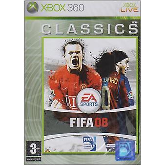 FIFA 08 Classic (Xbox 360) - Fabrik versiegelt