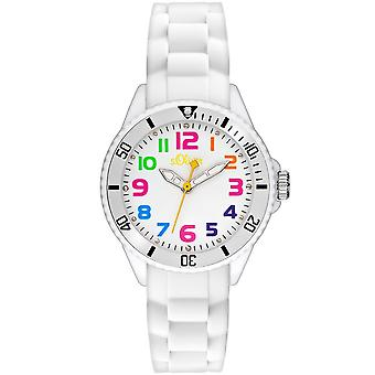s.Oliver watch unisex COLORS silicone band watch SO-2430-PQ