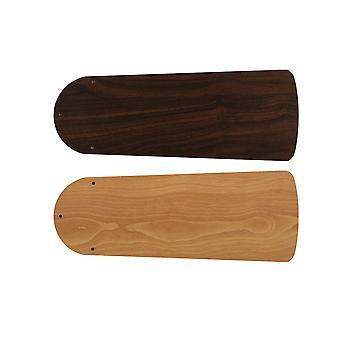 Ersatzklinge set für CasaFan Deckenventilator Eco Elemente und Classic Flat 132 cm/52