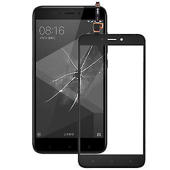 Digitalizador de exibição tela toque preto Xiaomi Redmi 4 X peças de reposição
