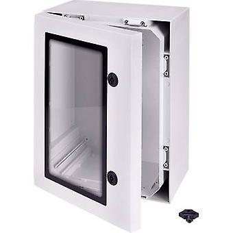 Fibox ARCA 302015W Switchboard cabinet 300 x 200 x 150 Polycarbonate (PC) Grey-white (RAL 7035) 1 pc(s)