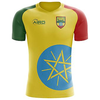2020-2021 Ethiopia Home Concept Football Shirt - Baby