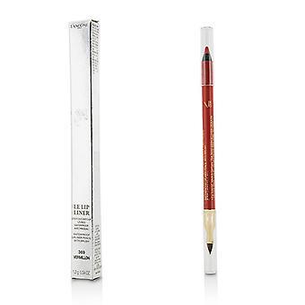 Lancome Le Lip Liner vedenpitävä huuli lyijykynä harjalla - #369 Vermillon - 1.2g/0.04oz