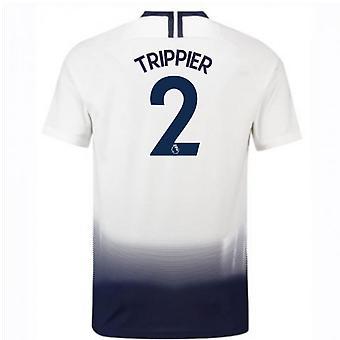 2018-2019 Tottenham Home Nike Football Shirt (Trippier 2)