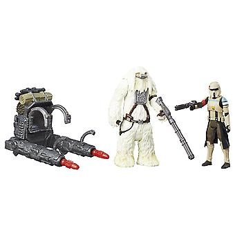 Star Wars Rogue jeden szturmowców Scarif idealna Moroff Deluxe Pack