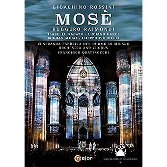Mose [DVD] USA import