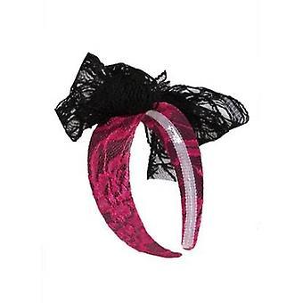 Bnov 80er Lace Stirnband