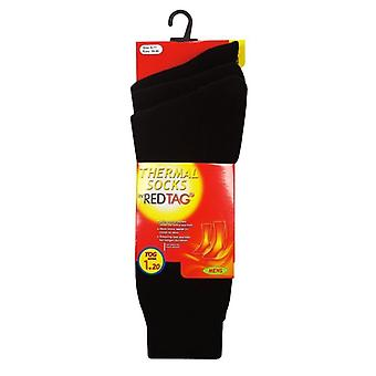 Mens Red Tag Thermal Socks Tog 1.20 40B196