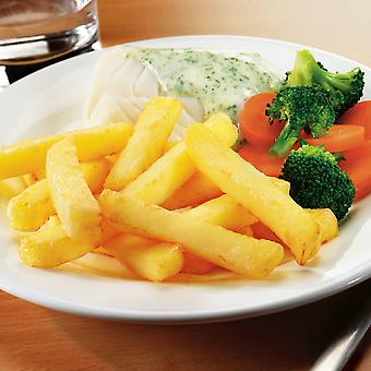 McCains Chef Solutions Medium Cut Delight Chips 7/16