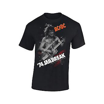 Koszulka Ac/Dc Jailbreak 74Mens