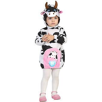 Dierlijke kostuums Baby-koe kostuum