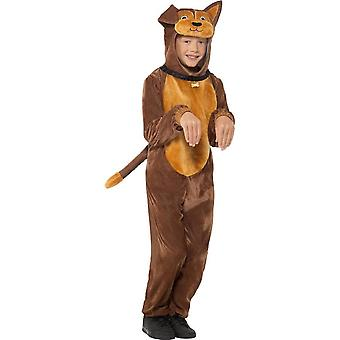 Dog Costume, Children's Animal Fancy Dress, Small Age 4-6