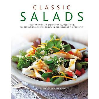 Classic Salads - Fresh and Colourful Salads for All Occasions - 180 Sen